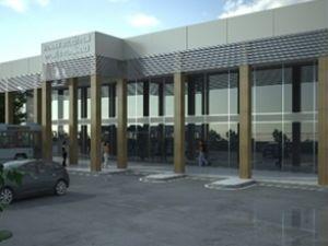 Hendek Terminali inşaatı sürüyor