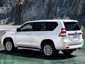 Toyota Land Cruiser Prado Türkiye'de