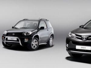 Toyota RAV4, 20'nci yılını kutluyor