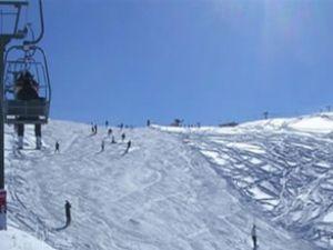 Kuraklık, kış turizmini olumsuz etkiledi