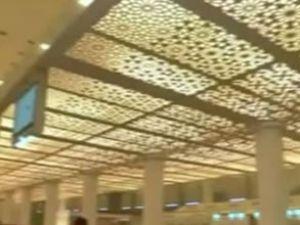 Mumbai Havaalanı'nın terminali açılıyor