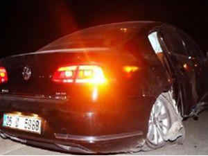 AK Parti'li milletvekili Uslu kaza yaptı