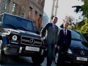 Mercedes-Benz Türk 2013'ü rekorla bitirdi