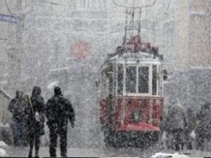 İstanbul'a hafta sonu kar yağışı geliyor