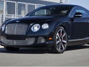 Bentley'in yeni modeli Avrupa'da satılacak