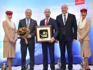 Emirates, Kiev-Dubai uçuşlarına başladı