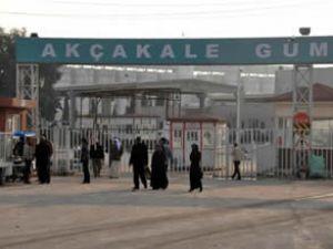 Akçakale Sınır Kapısı geçişlere kapatıldı