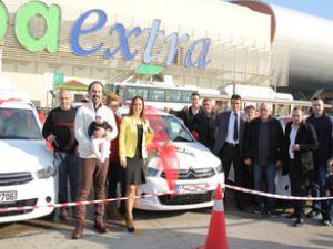 Kipa'dan 10 müşterisine Citroen otomobil