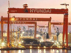 Hyundai Tersanesi, yeni gemiler yapacak