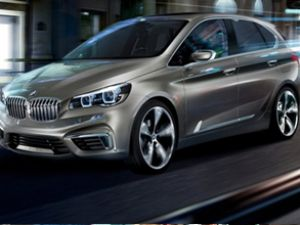 BMW 2 Active Tourer, Amerika yolcusu