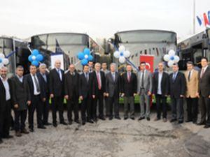 Otokar'dan Kocaeli'ye 36 'Kent' otobüs