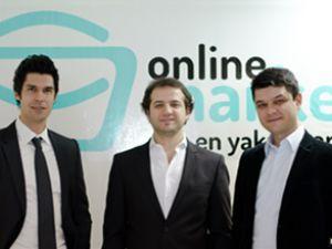 Türkiye'nin yeni 'Online Market'i açıldı