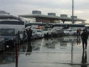 Atatürk Havalimanı'nında sistem krizi