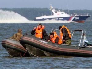 Rusya'da askeri bot battı: 4 ölü