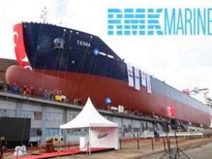 'RMK Marine'in tankeri denize indi