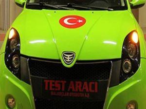 Ankaralı firma, elektrikli otomobil üretti