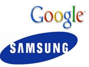 Google ile Samsung'dan patent anlaşması