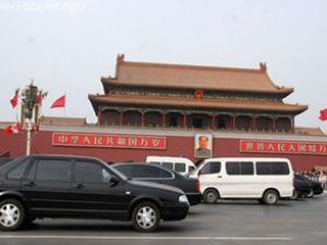Çin'de araç plakası 286 bin $'a satıldı
