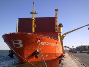 Mehtap Bayraktar'ın kaptanı yaralandı