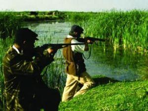 Av turizmine 40 ülkeden yabancı avcı geldi