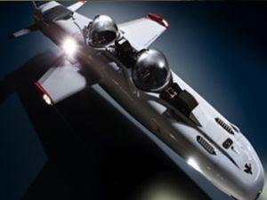 ABD'de 1.7 milyon dolarlık jet denizaltı