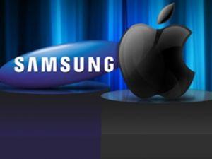 Apple ile rekabette galip Samsung oldu