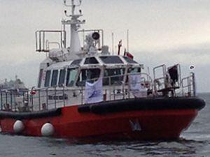 Kıyı Emniyeti Müdürlüğü'ne özel bot