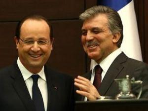 Türkiye ile Fransa enerjide işbirliğine gitti