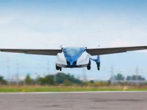 Slovak mühendis, uçan otomobil üretti