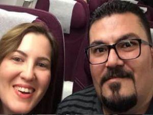 Qatar Havayolları Türk çifti uçaktan çıkardı