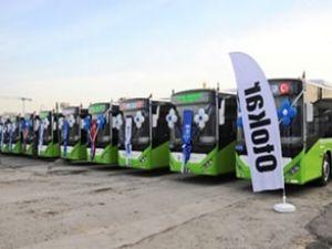 Otokar'dan Kocaeli'ye 36 adet otobüs