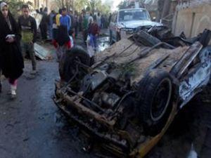Irak'ta Ulaştırma Bakanlığı'na saldırı