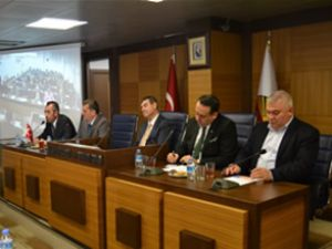 Alanya DTO Meclis Toplantısı yapıldı