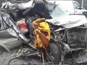 Kocaeli'de feci kaza: 3 ölü
