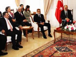Üç Bakan'dan KKTC'ye enerji çıkarması