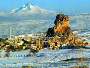 Ortahisar Kalesi'ne 8 ayda 15 bin turist