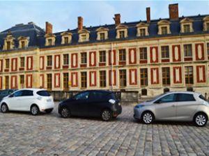 Renault ZOE için krallara layık doğum günü
