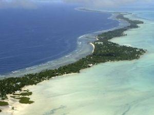 16 ay sonra Büyük Okyanus'ta bulundu
