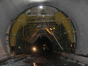 Cankurtaran Tüneli'nde sona gelindi