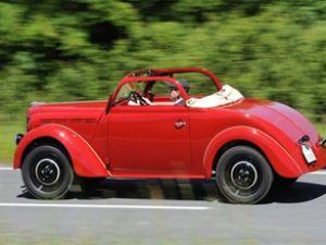 Hitler'in özel aracı Opel Kadet satışa çıktı
