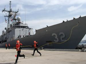 İki ABD savaş gemisi Karadeniz'de iddiası