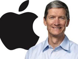 Apple CEO'su Cook, Abdullah Gül'le görüştü