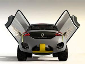 Renault, Kwid Concept'i görücüye çıkardı