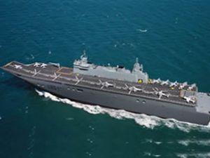 İran, nükleer uçak gemisi yapıyor