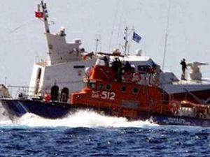 Yunan Sahil Güvenliği, balıkçıları taciz etti
