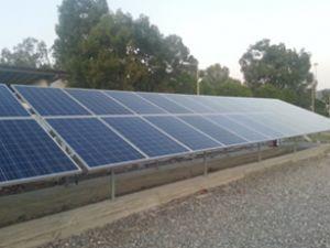 Antalya ve Dalaman'ın enerjisi güneşten
