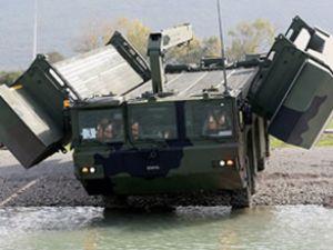 Dünya ordularının gözü Türk Samuru'nda