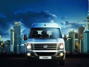 Volkswagen, 'Crafter Turizm'i yeniledi