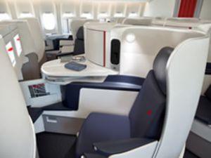Air France'dan yeni Business Class koltuk