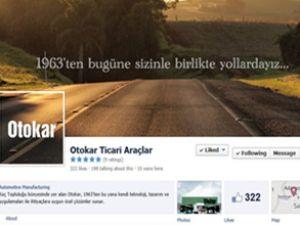 Otokar sosyal medya hesaplarını açtı